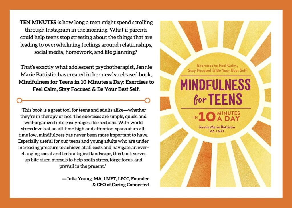 Mindfulness for Teens copy